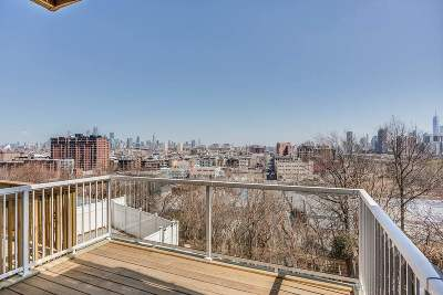 Jersey City Condo/Townhouse For Sale: 116 Ogden Ave #1A