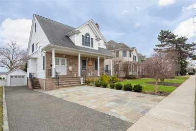 Hasbrouck Heights Single Family Home For Sale: 342 Terrace Ave