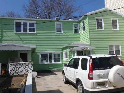 Bayonne Single Family Home For Sale: 147 Prospect Ave