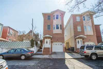 North Bergen Single Family Home For Sale: 8514 Smith Ave