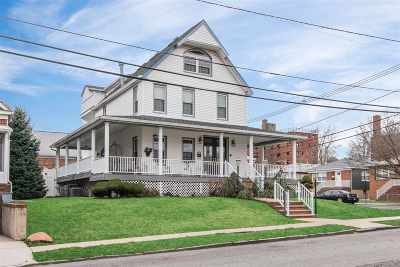 Bayonne Single Family Home For Sale: 21 Trask Ave