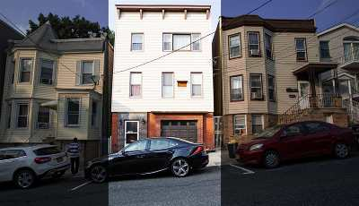 North Bergen Multi Family Home For Sale: 1166 50th St