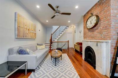 Jersey City Single Family Home For Sale: 333 9th St