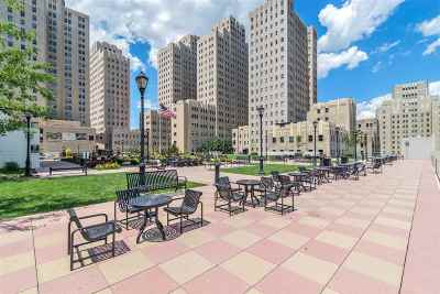 Jersey City Condo/Townhouse For Sale: 4 Beacon Way #708