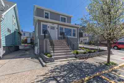 North Bergen Single Family Home For Sale: 7400 3rd Ave