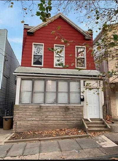 Jersey City Multi Family Home For Sale: 130 Randolph Ave
