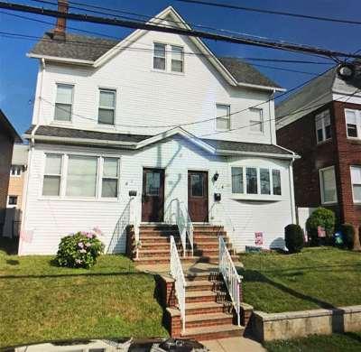Bayonne Single Family Home For Sale: 643 Avenue E