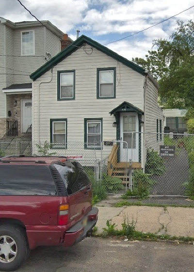 Newark Single Family Home For Sale: 414 South 10th St