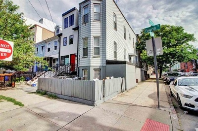 Jersey City Multi Family Home For Sale: 329 4th St