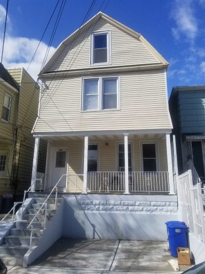 Jersey City Multi Family Home For Sale: 143 Seaview Ave
