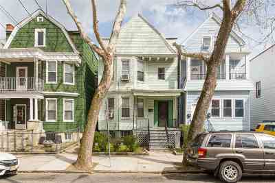 Jersey City Multi Family Home For Sale: 96 Clerk St