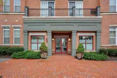 Jersey City Condo/Townhouse For Sale: 443 2nd St #401