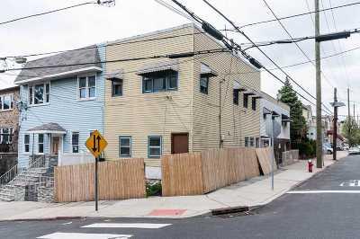 Jersey City Single Family Home For Sale: 182 Zabriskie St