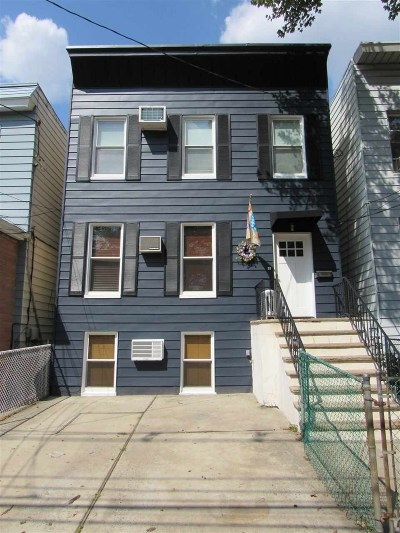 Jersey City Multi Family Home For Sale: 214 North St