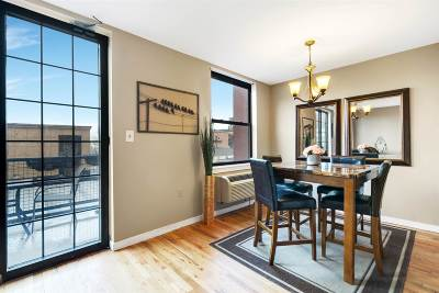 Jersey City Condo/Townhouse For Sale: 44 Sherman Ave #3C