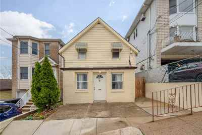 North Bergen Single Family Home For Sale: 1700 71st St