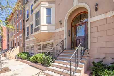 Jersey City Condo/Townhouse For Sale: 242 Barrow St #3A