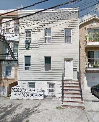 Jersey City Multi Family Home For Sale: 35 Emerson Ave