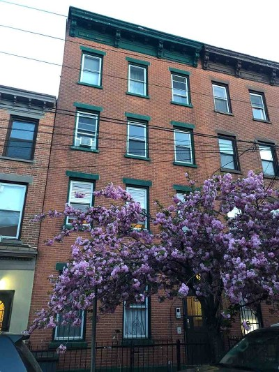 Jersey City Multi Family Home For Sale: 297 3rd St