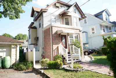 Rutherford Single Family Home For Sale: 25 Hackett Pl