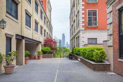 Weehawken Condo/Townhouse For Sale: 518 Gregory Ave #A225