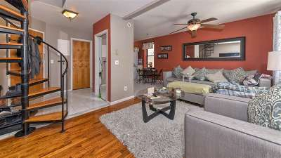 Bayonne Condo/Townhouse For Sale: 207 Prospect Ave #C8