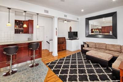 Hoboken Condo/Townhouse For Sale: 1127 Willow Ave #11B