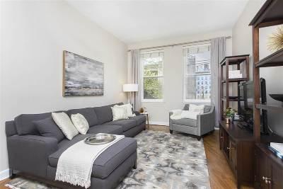 Hoboken Condo/Townhouse For Sale: 1021 Grand St #2C