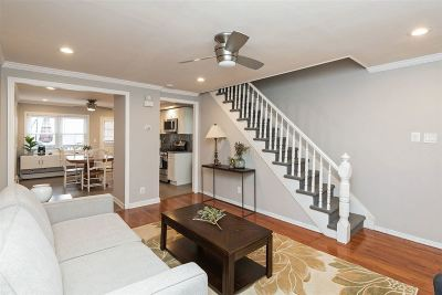 Jersey City Single Family Home For Sale: 5 Van Wagenen Ave