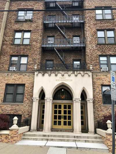 Jersey City Condo/Townhouse For Sale: 117 Kensington Ave #405