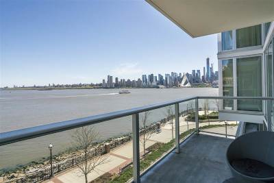 Weehawken Condo/Townhouse For Sale: 1000 Avenue At Port Imperial #408