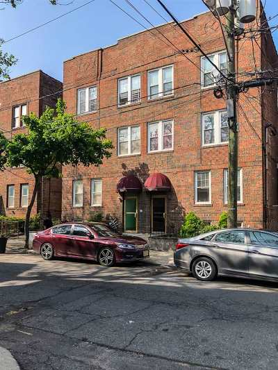 Jersey City Condo/Townhouse For Sale: 254 Clendenny Ave #4