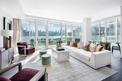 Weehawken Condo/Townhouse For Sale: 800 Avenue At Port Imperial #901