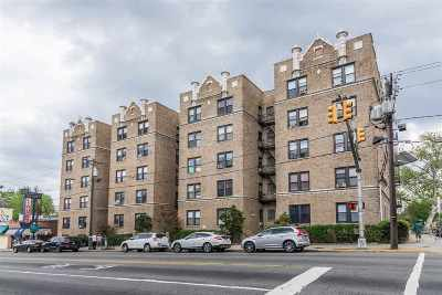 Jersey City Condo/Townhouse For Sale: 2700 Kennedy Blvd #106