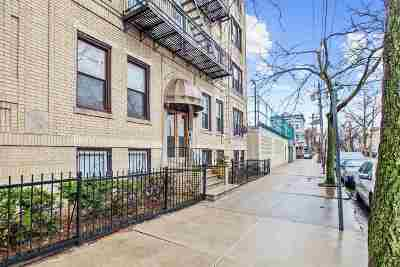 Jersey City Condo/Townhouse For Sale: 66 Romaine Ave #10