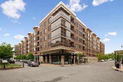 West New York Condo/Townhouse For Sale: 22 Avenue At Port Imperial #307