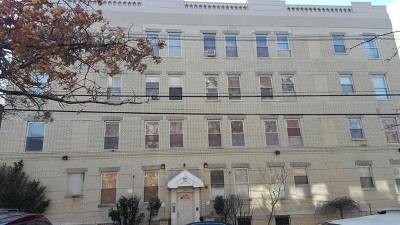 Jersey City Condo/Townhouse For Sale: 149 Grant Ave #3C