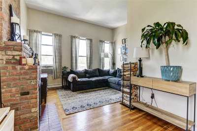 Jersey City Condo/Townhouse For Sale: 295 Monmouth St #D