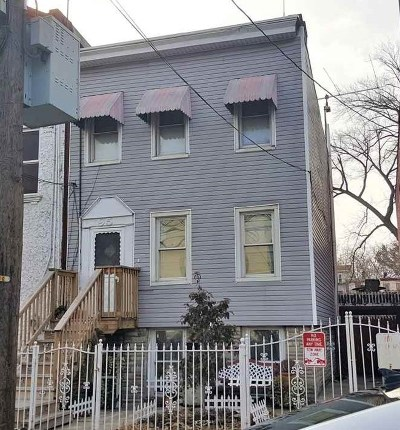 Jersey City Single Family Home For Sale: 95 Belmont Ave