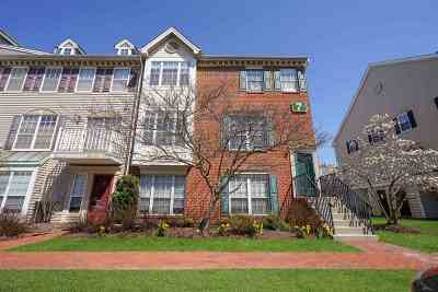 Jersey City Condo/Townhouse For Sale: 37 Holly St