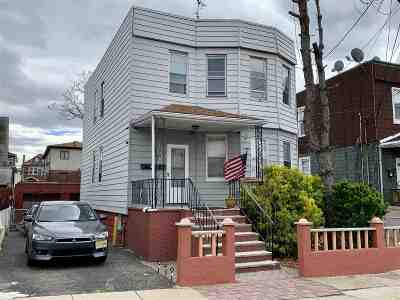 North Bergen Multi Family Home For Sale: 1705 78th St
