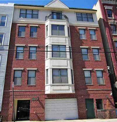 Hoboken Condo/Townhouse For Sale: 416 Grand St #5A
