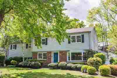 Oradell Single Family Home For Sale: 87 Deerfield Ct
