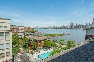 West New York Condo/Townhouse For Sale: 26 Avenue At Port Imperial #409