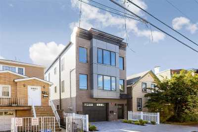 Jersey City Condo/Townhouse For Sale: 240 Sherman Ave #2