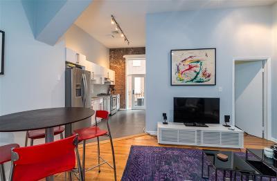 Hoboken Condo/Townhouse For Sale: 1015 Grand St #2F