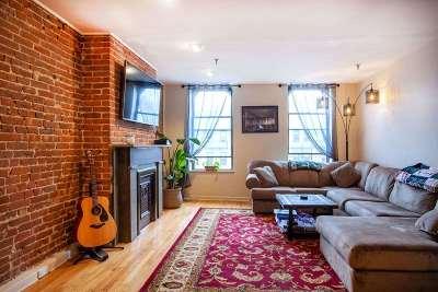 Hoboken Condo/Townhouse For Sale: 1222 Washington St #5N