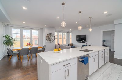 Jersey City Condo/Townhouse For Sale: 313 7th St #401