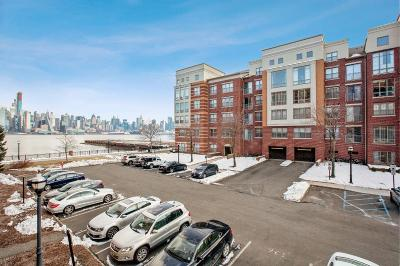 West New York Condo/Townhouse For Sale: 22 Avenue At Port Imperial #112