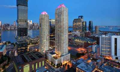 Jersey City Condo/Townhouse For Sale: 88 Morgan St #404